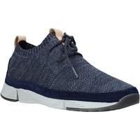 Sapatos Homem Sapatilhas Clarks 26139054 Azul