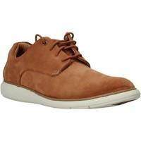 Sapatos Homem Sapatos Clarks 26141140 Castanho