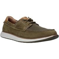 Sapatos Homem Sapato de vela Clarks 26140953 Verde