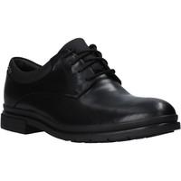 Sapatos Homem Sapatos Clarks 26128248 Preto