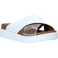 Sapatos Mulher Chinelos Bueno Shoes N3408 Branco