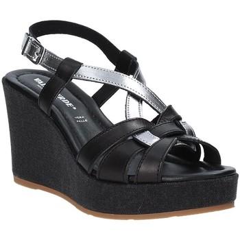 Sapatos Mulher Sandálias Valleverde 32404 Preto