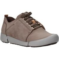 Sapatos Mulher Sapatilhas Clarks 26128216 Cinzento
