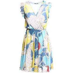 Textil Mulher Vestidos curtos Fracomina FR20SM562 Azul