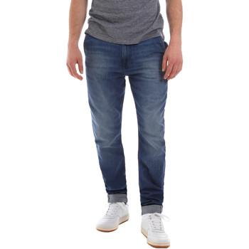 Textil Homem Calças de ganga Calvin Klein Jeans J30J314597 Azul