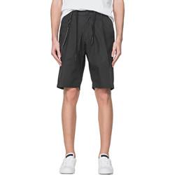 Textil Homem Shorts / Bermudas Antony Morato MMSH00157 FA900118 Preto