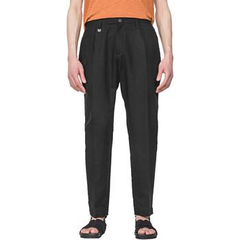Textil Homem Chinos Antony Morato MMTR00539 FA400060 Preto
