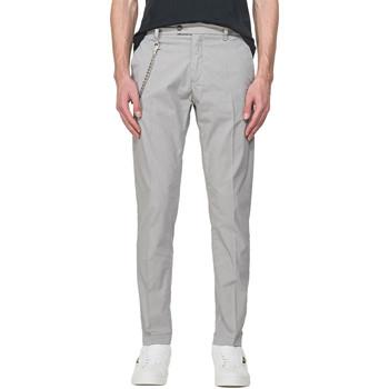 Textil Homem Chinos Antony Morato MMTR00526 FA850224 Cinzento