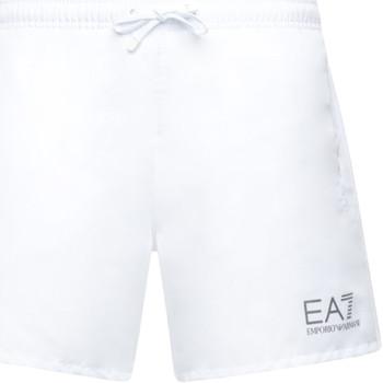 Textil Homem Fatos e shorts de banho Ea7 Emporio Armani 902000 CC721 Branco