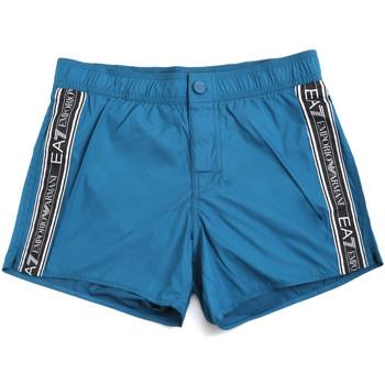 Textil Homem Fatos e shorts de banho Ea7 Emporio Armani 902039 0P734 Azul
