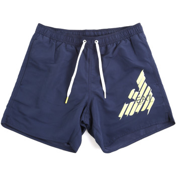 Textil Homem Fatos e shorts de banho Ea7 Emporio Armani 902000 0P724 Azul