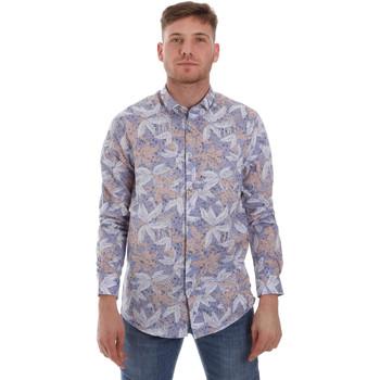 Textil Homem Camisas mangas comprida Sseinse CE502SS Azul