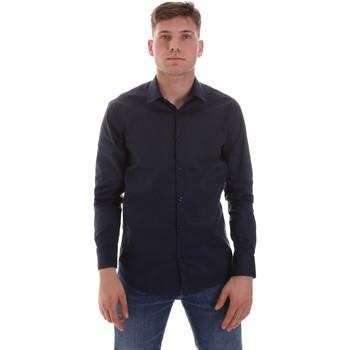 Textil Homem Camisas mangas comprida Sseinse CE506SS Azul