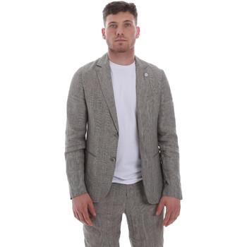Textil Homem Casacos/Blazers Sseinse GAE561SS Castanho