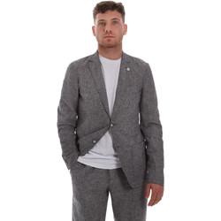 Textil Homem Casacos/Blazers Sseinse GAE563SS Azul