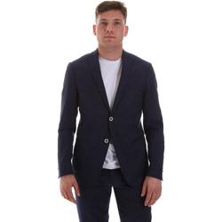 Textil Homem Casacos/Blazers Sseinse GAE569SS Azul