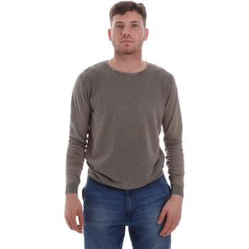 Textil Homem camisolas Sseinse ME1510SS Castanho