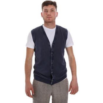 Textil Homem Casacos de malha Sseinse ME1512SS Azul
