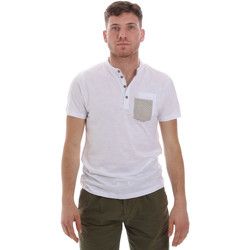 Textil Homem T-Shirt mangas curtas Sseinse ME1600SS Branco