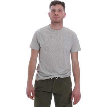 Textil Homem T-Shirt mangas curtas Sseinse ME1603SS Branco