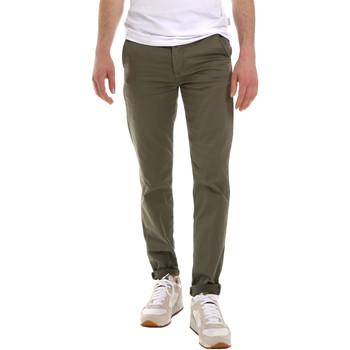 Textil Homem Chinos Sseinse PSE555SS Verde