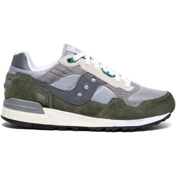 Sapatos Homem Sapatilhas Saucony S70404 Cinzento