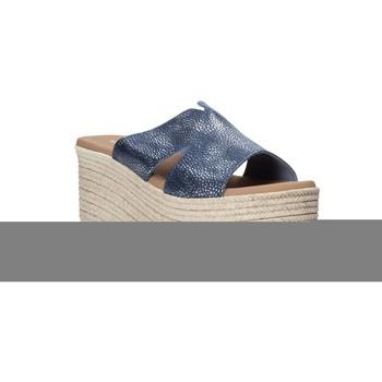 Sapatos Mulher Chinelos Valleverde 34270 Azul