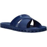 Sapatos Homem Chinelos Sensi 4300/C Azul