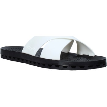 Sapatos Homem Chinelos Sensi 4300/U Branco