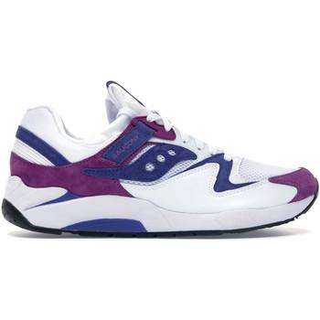 Sapatos Homem Sapatilhas Saucony S70439 Branco