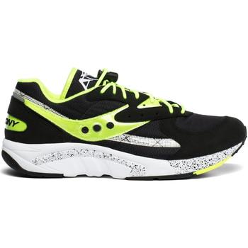 Sapatos Homem Sapatilhas Saucony S70460 Preto