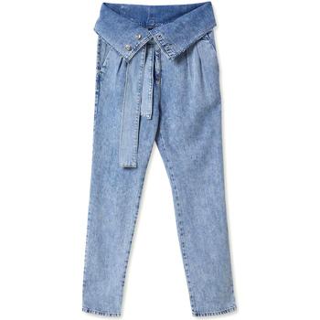 Textil Mulher Calças de ganga Liu Jo UA0129 D4461 Azul