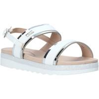 Sapatos Rapariga Sandálias Miss Sixty S20-SMS778 Branco