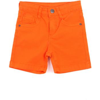 Textil Criança Shorts / Bermudas Losan 015-9009AL Laranja