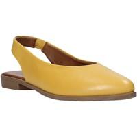 Sapatos Mulher Sandálias Bueno Shoes 9N0102 Amarelo