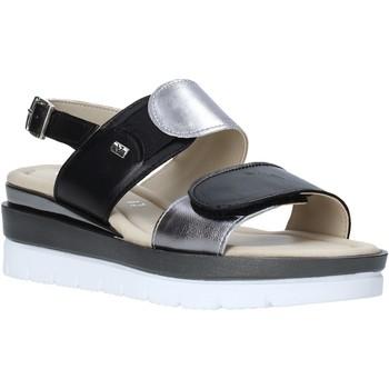 Sapatos Mulher Sandálias Valleverde 32141 Preto