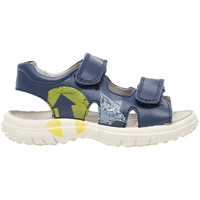 Sapatos Criança Sandálias Naturino 0502735 01 Azul