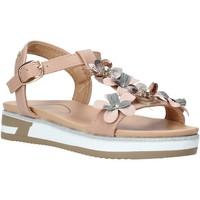 Sapatos Rapariga Sandálias Miss Sixty S20-SMS781 Rosa
