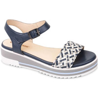 Sapatos Mulher Sandálias Valleverde 15150 Azul