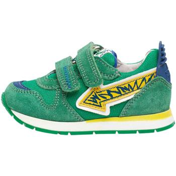 Sapatos Criança Sapatilhas Naturino 2014913 01 Verde
