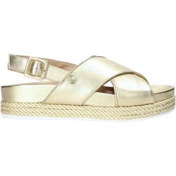 Sapatos Mulher Sandálias Liu Jo SA0087P0291 Ouro