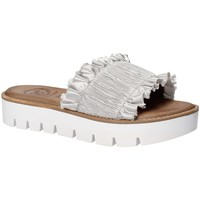 Sapatos Mulher Chinelos 18+ 5812 Cinzento
