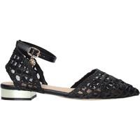 Sapatos Mulher Sandálias Gold&gold A20 GK16 Preto