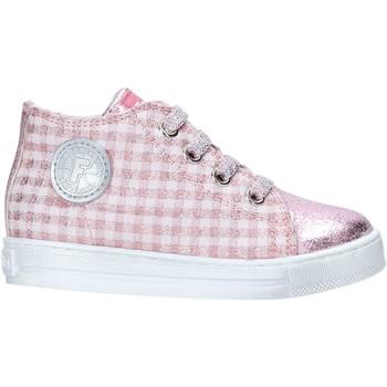Sapatos Rapariga Sapatilhas de cano-alto Falcotto 2014600 10 Rosa