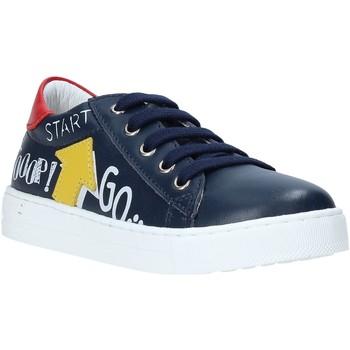 Sapatos Criança Sapatilhas Falcotto 2014628 01 Azul