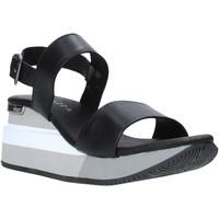Sapatos Mulher Sandálias Apepazza S0HIGHSEA01/LEA Preto