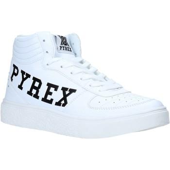 Sapatos Mulher Sapatilhas de cano-alto Pyrex PY020207 Branco