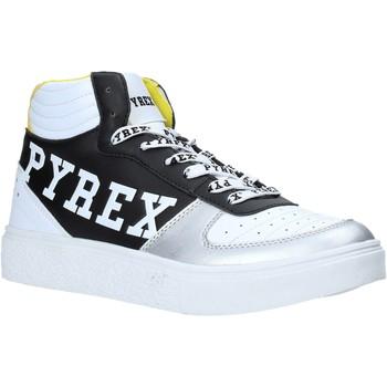 Sapatos Mulher Sapatilhas de cano-alto Pyrex PY020207 Preto