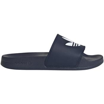Sapatos Criança chinelos adidas Originals FU9178 Azul