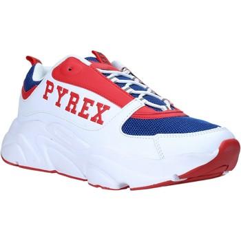 Sapatos Homem Sapatilhas Pyrex PY020206 Branco